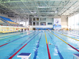 Swimming center