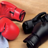 Boxing gloves leather 317