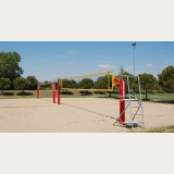 Beach volley system S05054