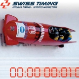 Refereeing and timing systems for bobsleigh