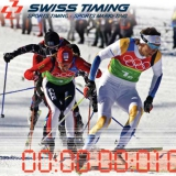 Refereeing and timing systems for ski