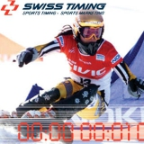 Refereeing and timing systems for snowboard