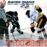 Refereeing and timing systems for hockey