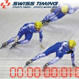 Refereeing and timing systems for the short track