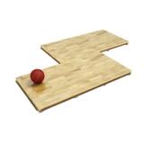 Sports parquet floor Bormio