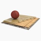 Sports parquet floor Sondrio2