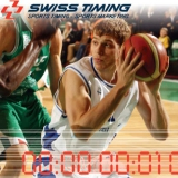 Refereeing and timing systems for basketball