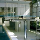High-board Hydraulic Tower
