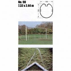 Soccer goals 98