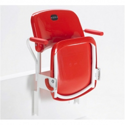 Polypropylene CHARLIE seating for stadium and arena