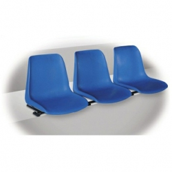 Polypropylene HELENE seating for stadium and arena