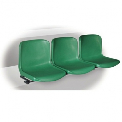 Polypropylene KETTY seating for stadium and arena