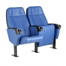 Cinema and theatre chairs