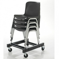 Stackable chair KETTY 1021