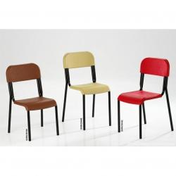 Stacking chair SARA