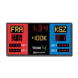 Scoreboard Martial Arts CKF