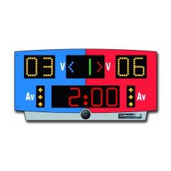 Scoreboard Martial Arts L-TOP