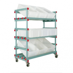 DISPLAY TROLLEY - DTX BA