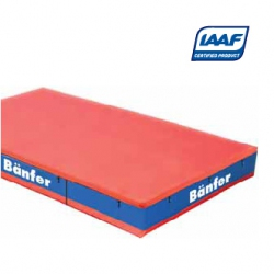 High Jump facility IAAF-certified