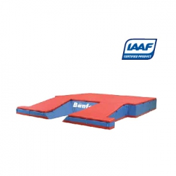 Pole vault faciliti IAAF-certified