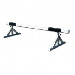 Set of mobile steeplechase hurdles S02082