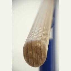 Laminated wood bar S00164