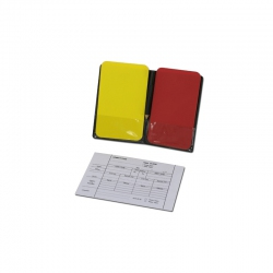 Referee cards S04452