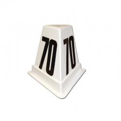 Distance marker box S02218
