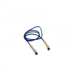 Hemp skipping rope S00560