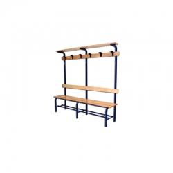 Complete locker room bench S07310