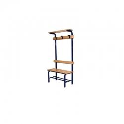 Complete locker room bench S07312