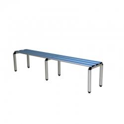Locker room bench S07352