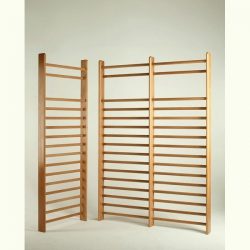 Swedish wooden wall bar S01110