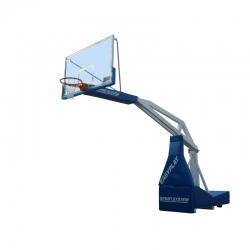 Easyplay FIBA portable basketball backstops mobile S04112