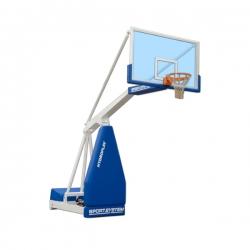 Hydroplay Training portable basketball backstops mobile