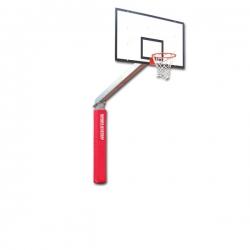 Monotubular basketball backstops S04032