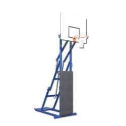 Recreational basket and mini-basket unit S04012