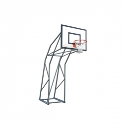 Mini-basketball backstops S04154