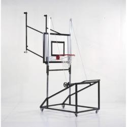 Pair of mini-basketball S04160