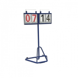 Manual scoreboard S04814