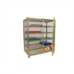 Equipment trolley mobile S00358