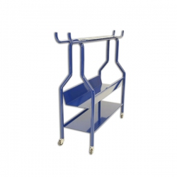 Gymnastic equipment trolley S00362