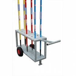 Trolley for javelins S02372