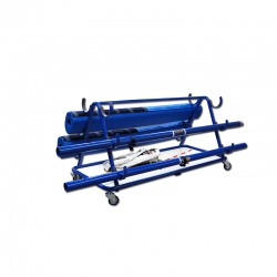 Trolley for volleyball posts S04770