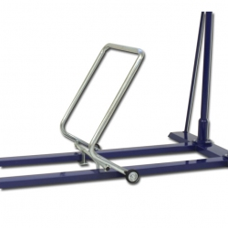 Trolley for parallel and asymmetric bars S00168