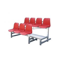 Compact stand for outdoor use S07672