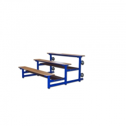 Compact stand for indoor use S07670