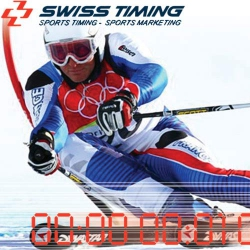 Refereeing and timing systems for skiing