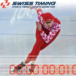Refereeing and timing systems for speed skating