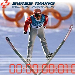 Refereeing and timing systems for ski jumping